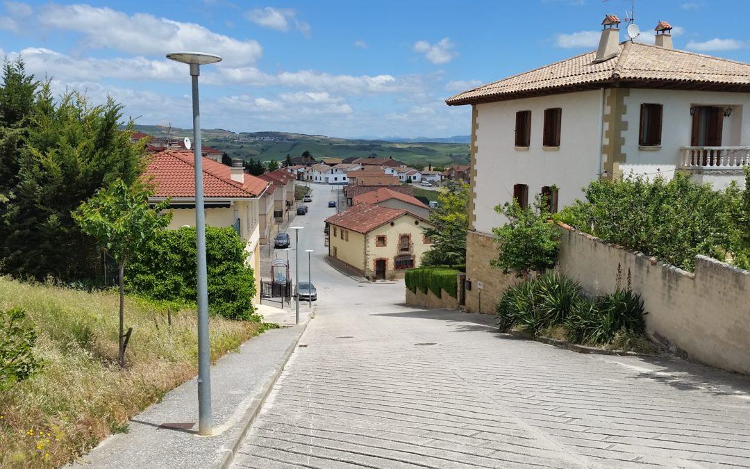 Mejora de la eficiencia energética en el municipio de Añorbe (Navarra)