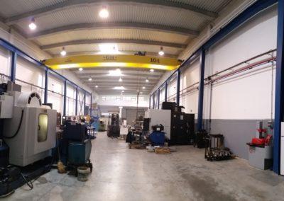 Auditoría energética y mejora en la iluminación para Mecanizados Goiuria