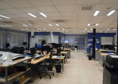 Iluminación eficiente para Matricería Deusto – Grupo GESTAMP