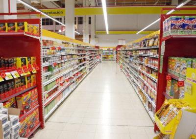 Mejora de la eficiencia energética en el hipermercado Eroski de Pamplona
