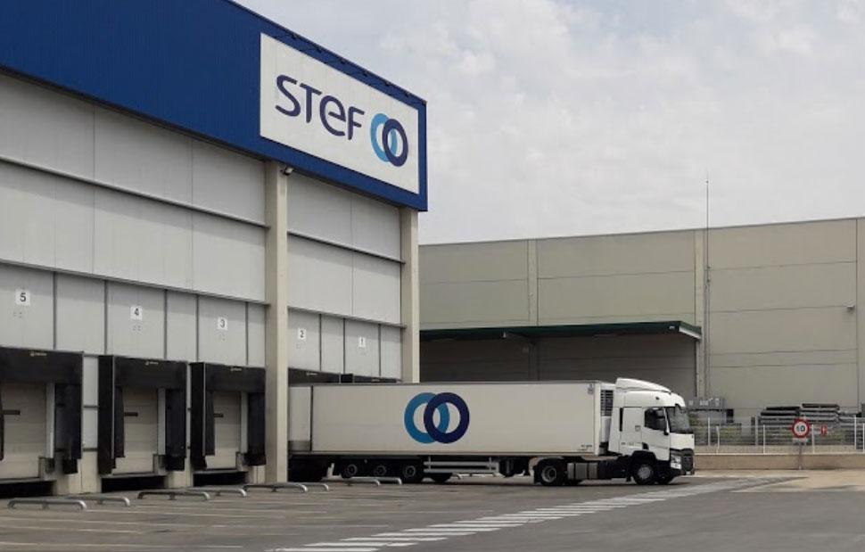 Instalación de un sistema de reducción de consumo para STEF Ibérica
