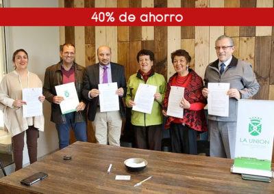 Adjudicado a Ingem el contrato de mejora de alumbrado en La Unión, Chile